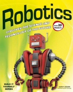 Robotics book for kids