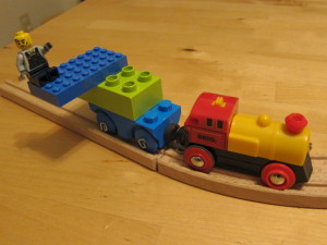 Lego and Brio - Endless Possibilities