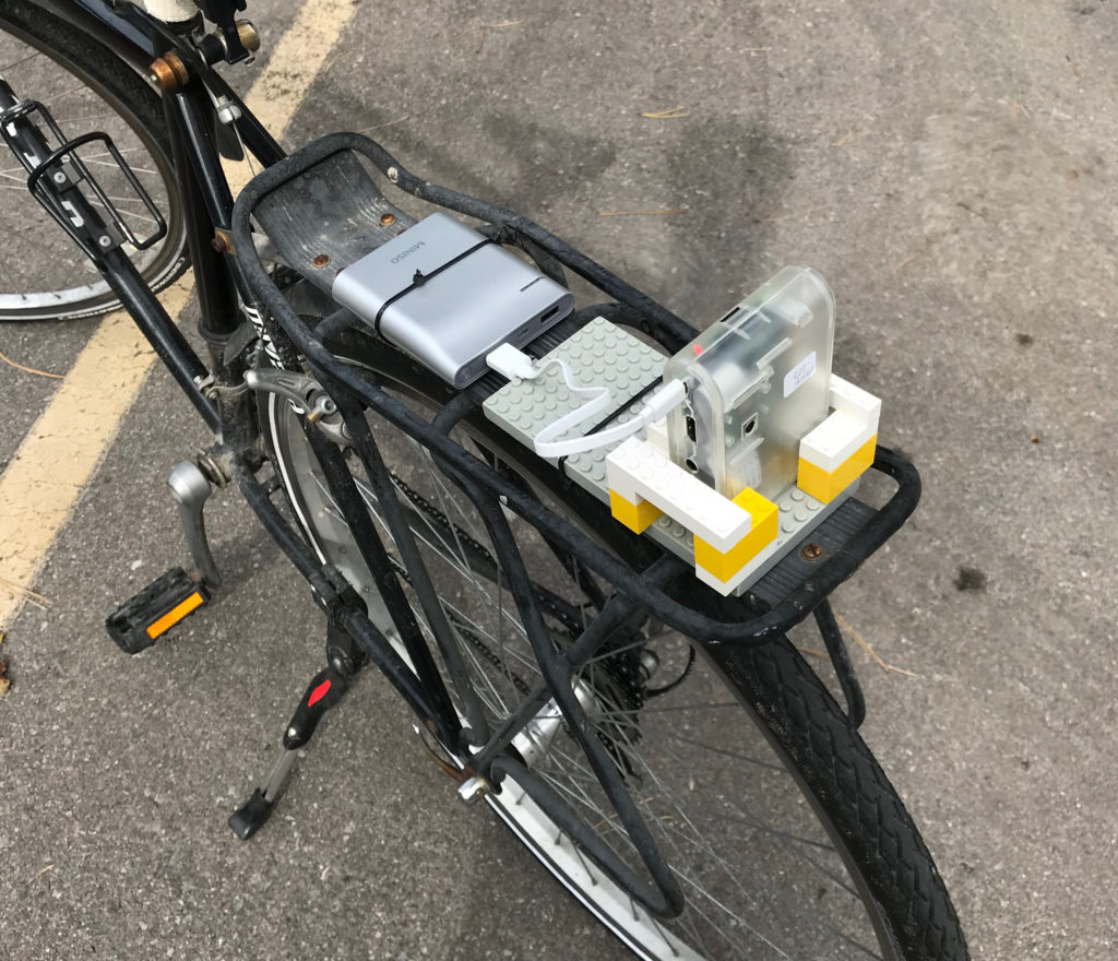 Bicycle Dashcam Mark 1